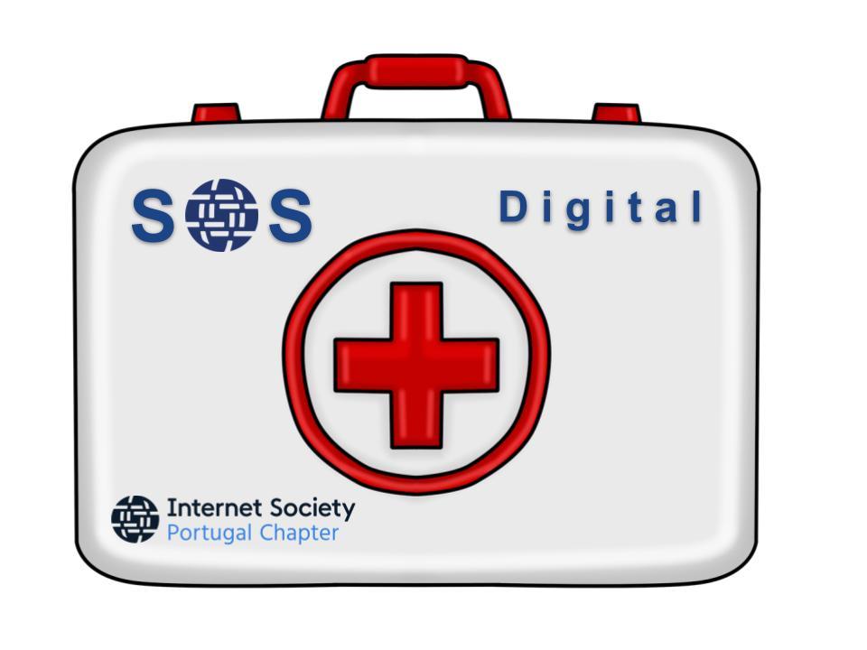 SOS Digital pela Inclusão Digital contra o Covid-19